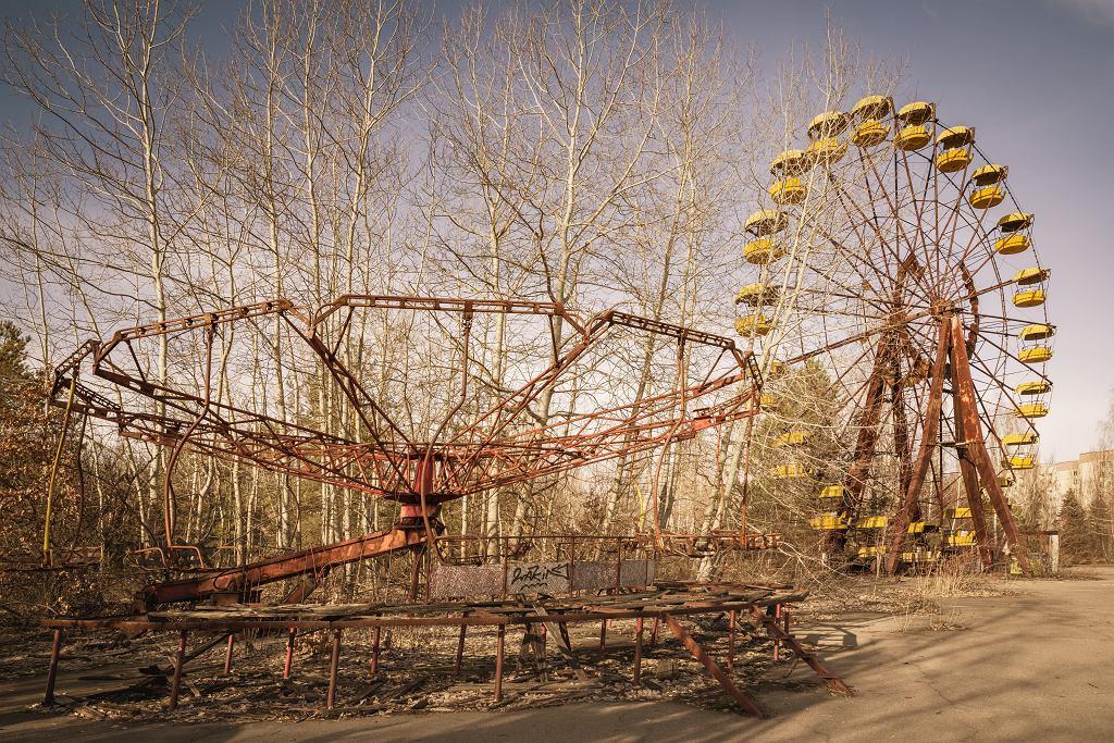 Turystyka w Czarnobylu kwitnie 33 lata po katastrofie