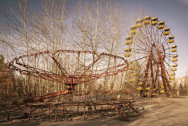 """Turystyka w Czarnobylu 33 lata po wybuchu elektrowni kwitnie. """"Byliśmy tam poza sezonem, a ludzi nie brakowało"""""""