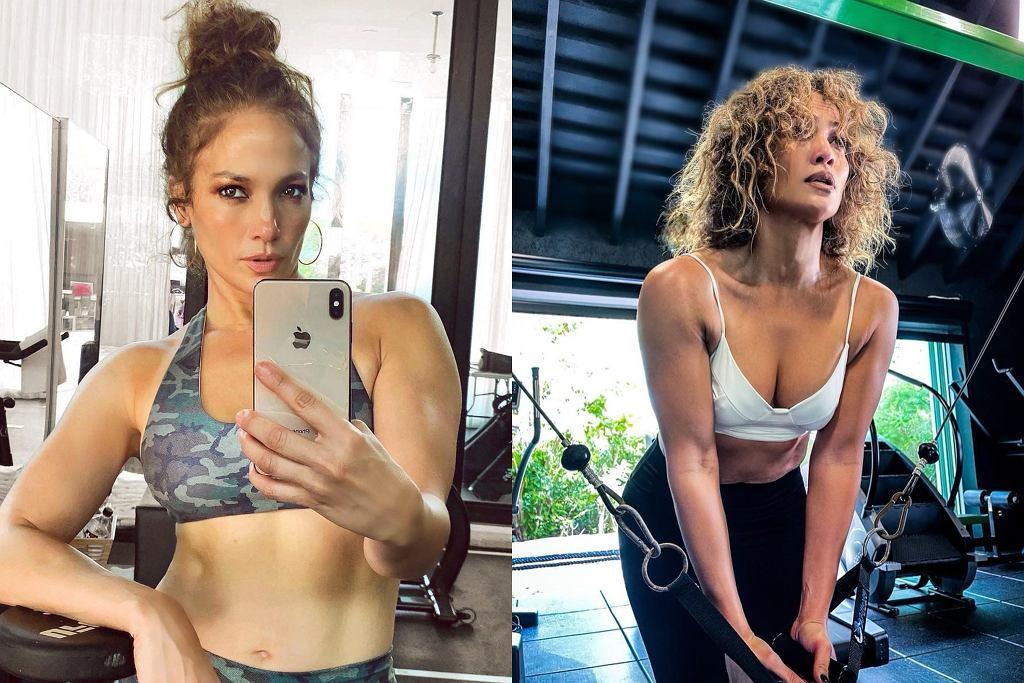 Ulubione ćwiczenia Jennifer Lopez