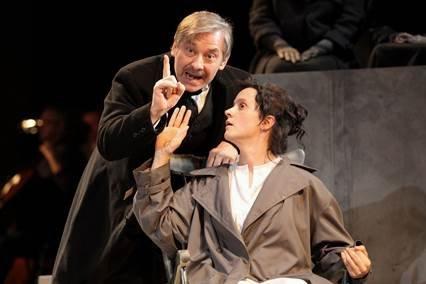 Madame Curie, fot. Sebastian Ćwikła, Opera Bałtycka