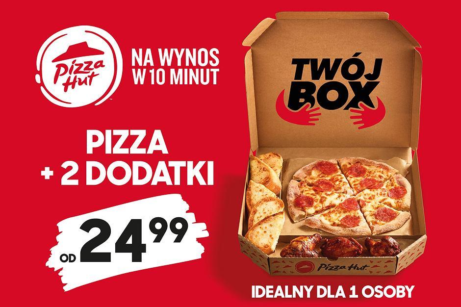 Twój Box Pizza Hut