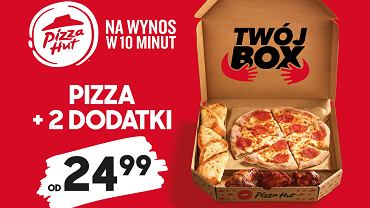 Twój Box Pizza Hut