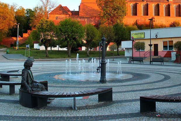 Rynek we Fromborku