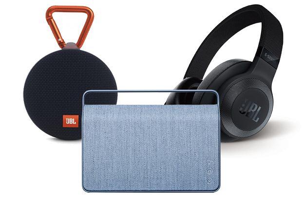 Słuchawki i głośniki bezprzewodowe