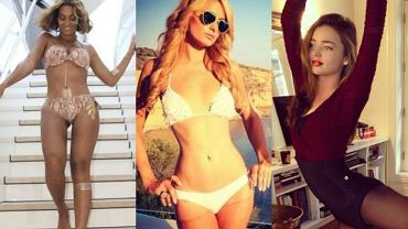 Beyonce, Paris Hilton, Miranda Kerr