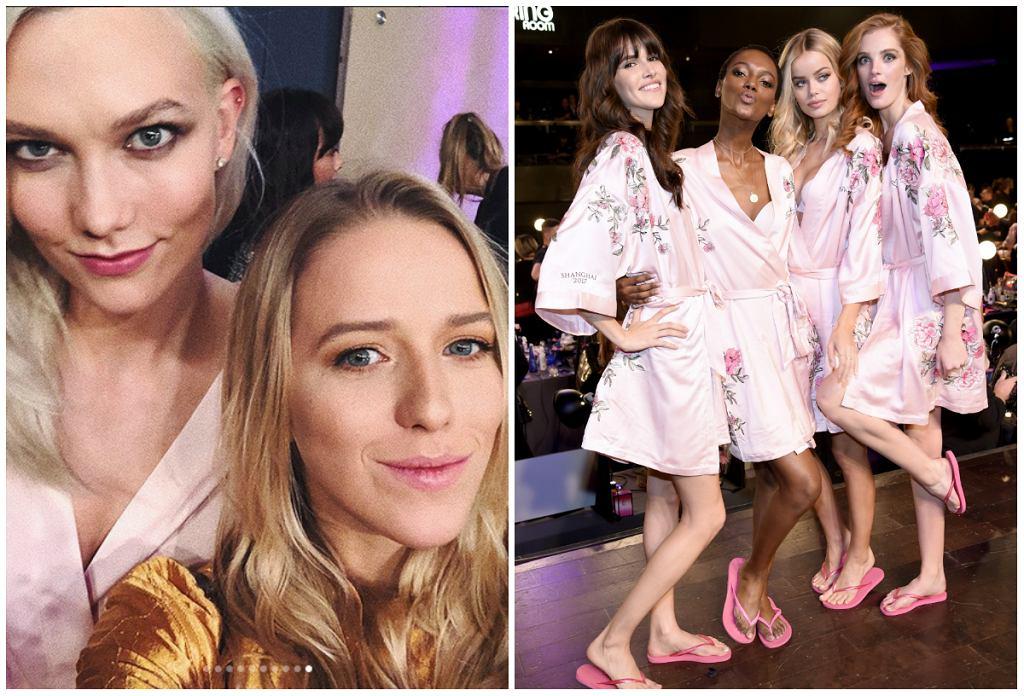 Kulisy pokazu Victoria's Secret - 20 listopada 2017, Szanghaj