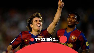 Bojan Krkić w barwach Barcelony