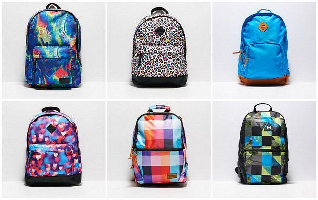 Czas do szkoły - plecaki Cropp