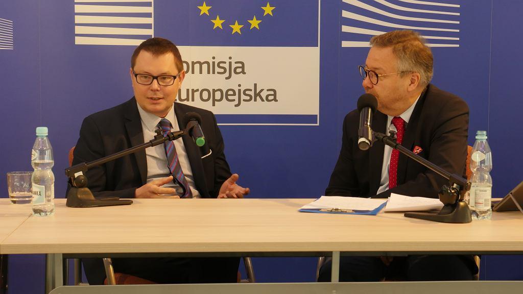 Dialog Obywatelski - Rafał Szyndlauer, Maciej Zakrocki