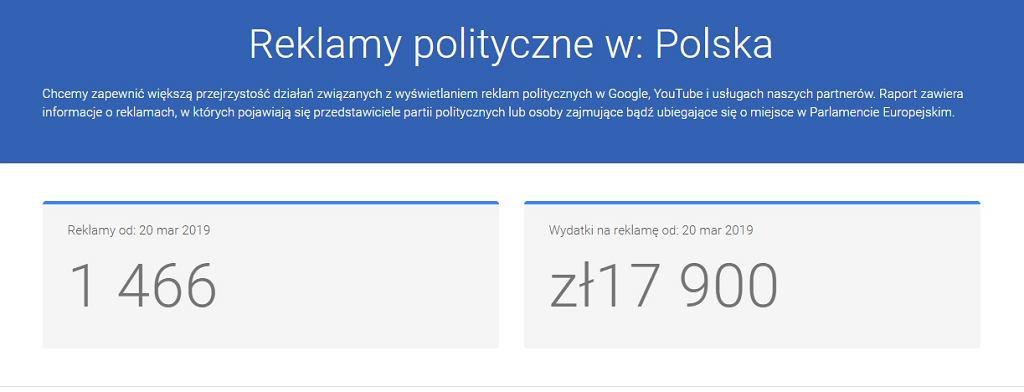 Reklamy wyborcze w Polsce