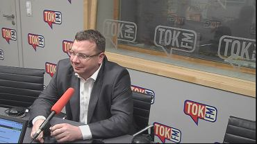 Wiceminister sprawiedliwości Michał Wójcik