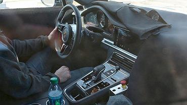 Zdjęcia szpiegowskie nowego Porsche Panamera