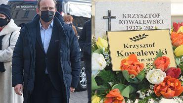 Krzysztof Kowalewski - pogrzeb