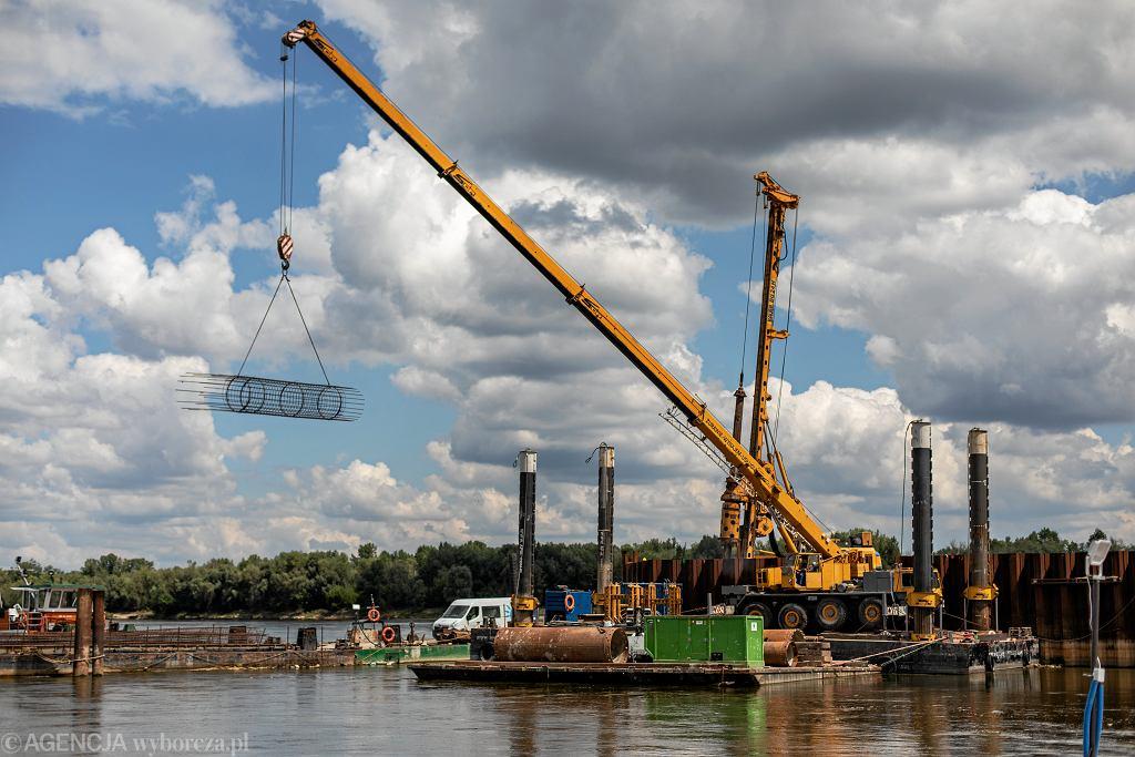 Budowa Mostu Poludniowego