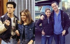 Wspólne sceny filmowe na zawsze zrobiły z nich na ekranie partnerów, kochanków albo przyjaciół. W rzeczywistości, po nakręceniu zdjęć aktorzy często szli w swoją stronę i nie widzieli się przez długi czas. Jaką zatem niespodzianką może być widok ich wspólnego zdjęcia po latach! Zobaczcie, jak wyglądali kiedyś i jak się zmienili bohaterowie popularnych, a niekiedy wręcz kultowych filmów i seriali.