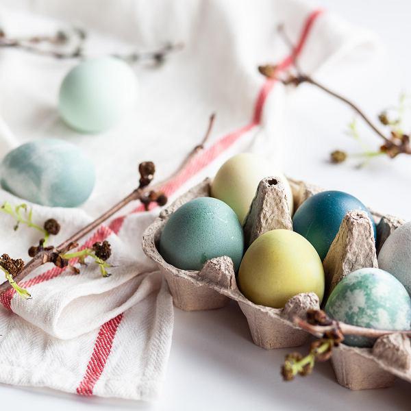Wielkanocny stół nabiera świątecznej oprawy dzięki kolorowym pisankom