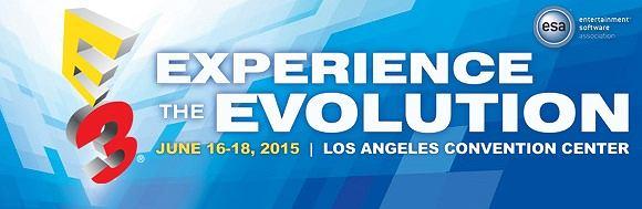 Targi E3 2015