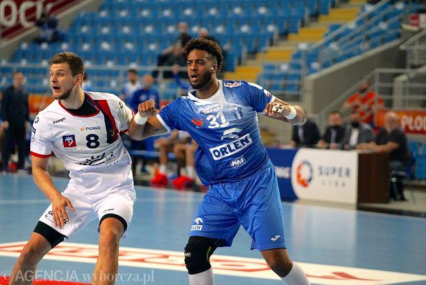 Zdjęcie numer 3 w galerii - Superliga piłkarzy ręcznych. Nafciarze zrewanżowali się za porażkę w 1. kolejce w Szczecnie i wygrali z Pogonią 31:16 [GALERIA]
