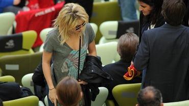 Shakira w Polsce.