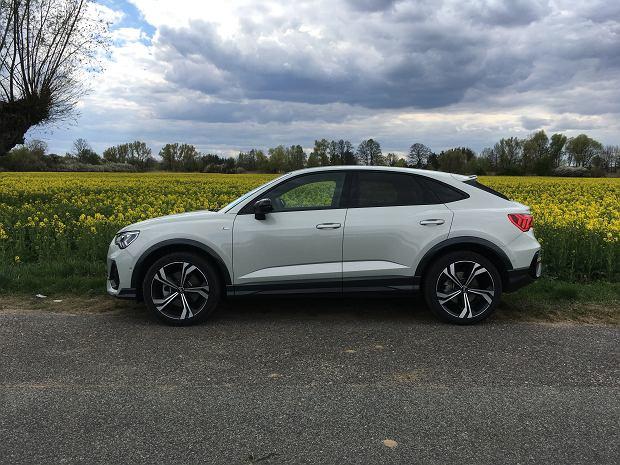 Audi Q3 Sportback, czyli to ze ściętym tyłem