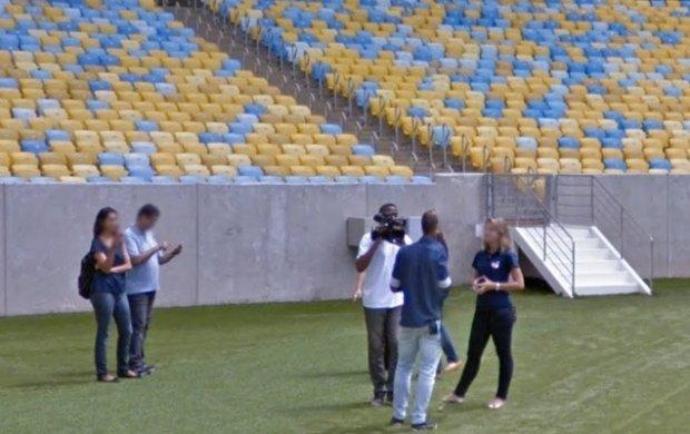 stadion Maracana w Rio de Janeiro