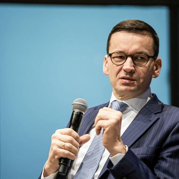 Mateusz Morawiecki (fot. Adam Stępień/AG)