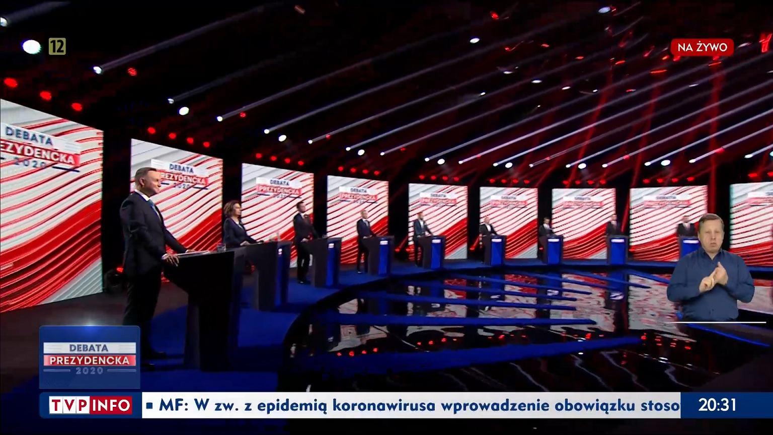 Debata prezydencka 2020: Kiedy się odbędzie? Gdzie oglądać? Kontrowersyjny zapis regulaminu