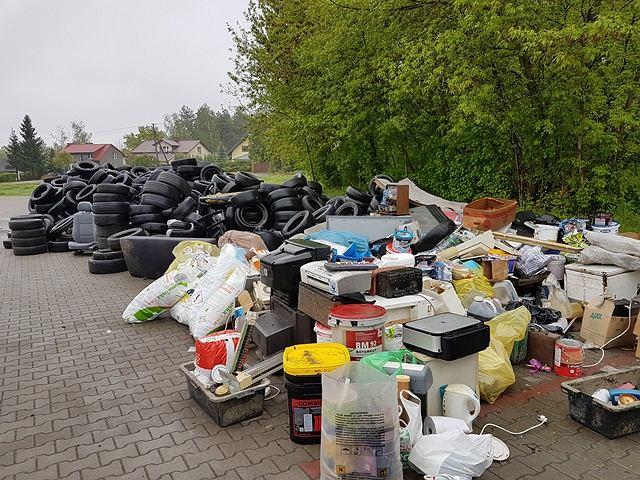 Gmina Puławy ogłosiła zbiórkę odpadów komunalnych. Mieszkańcy wprawili włodarzy w osłupienie
