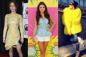 Jennifer Lawrence, Selena Gomez, Doda