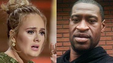 Adele, George Floyd