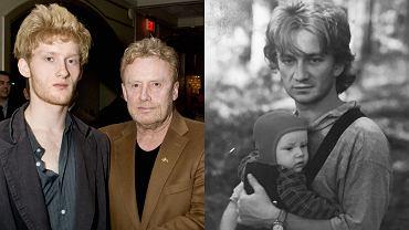 Nie tylko syn Daniela Olbrychskiego jest kopią swojego ojca. Tych dzieci nie wyrzeknie się żaden rodzic. Spore podobieństwo