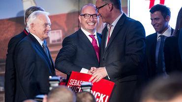 Sebastian Wierzbicki został wybrany kandydatem SLD na prezydenta Warszawy podczas warszawskiej konwencji Sojuszu Lewicy Demokratycznej.