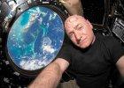 """Astronauta opowiada, jak pobyt w kosmosie odbił się na jego zdrowiu. """"To nabrzmiałe pieńki, a nie nogi"""""""