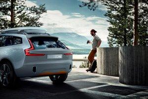 Galeria tygodnia   Volvo Concept XC Coupe i Concept Coupe