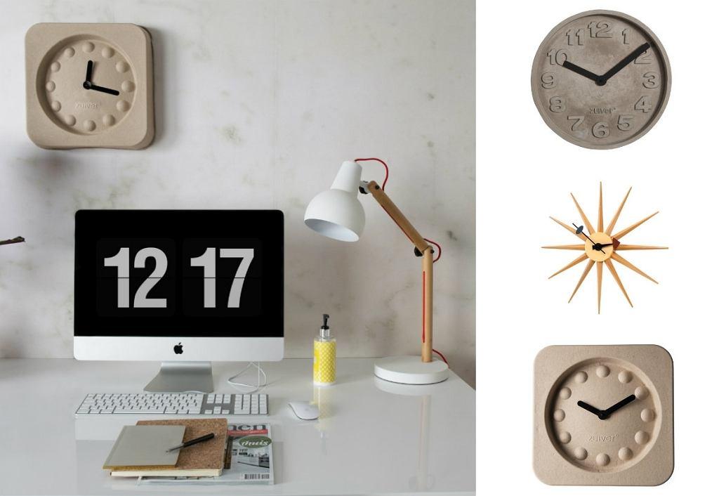Zegar - praktyczna i modna dekoracja
