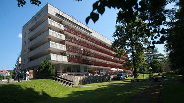 Lądek Zdrój - sanatorium. (zdjęcie ilustracyjne)