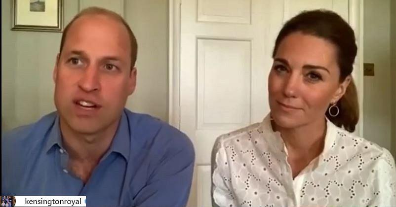 Księżna Kate w kolczykach za 25 złotych