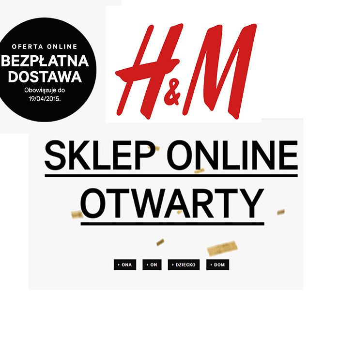 Sklep online H&M w Polsce
