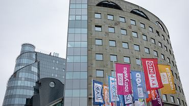 Budynek TVP w Warszawie