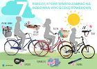 Co warto zabrać na rodzinną wycieczkę rowerową?