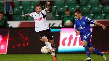 Legia - Ruch 2:1 w półfinale Pucharu Polski
