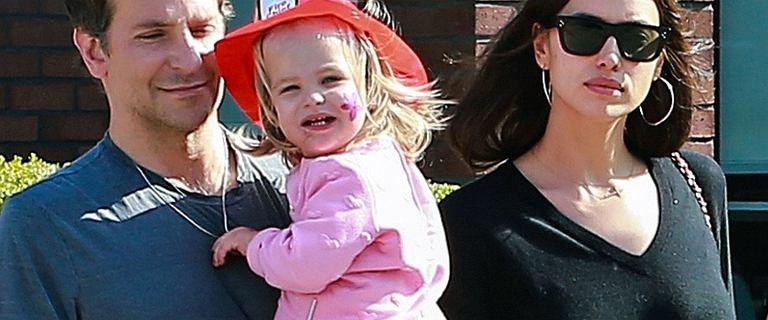 Irina Shayk i Bradley Cooper rozstali się. Co z ich córką?