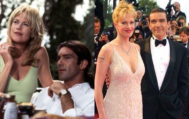 Melanie Griffith i Antonio Banderas