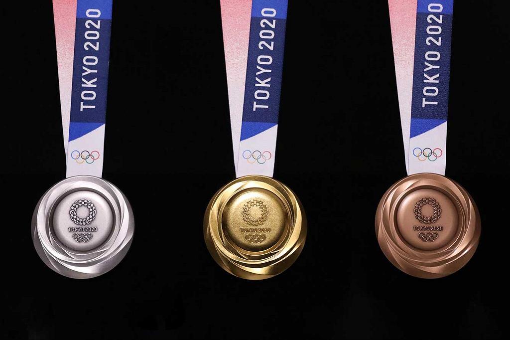 Medale IO w Tokio 2020