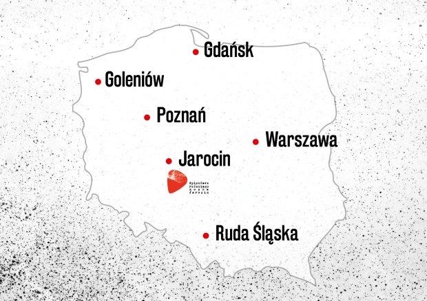 Mapka Rytmów
