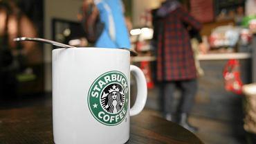 Na świecie działa ponad 23 tys. kawiarni Starbucks