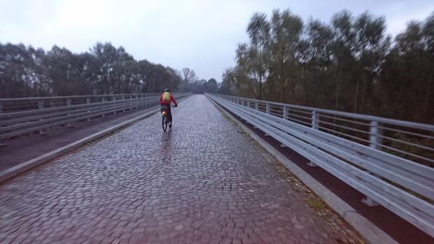 most na Wiśle w Goczałkowicach