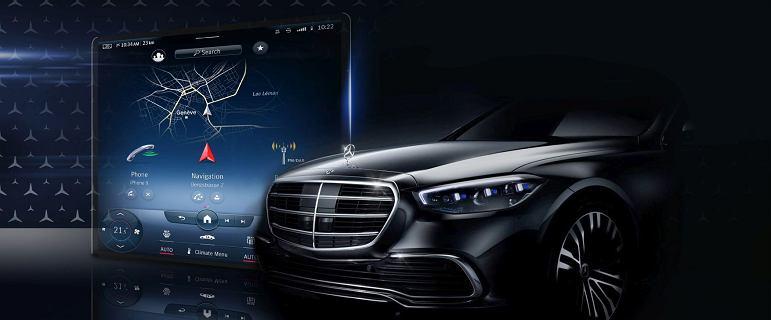 Nowy Mercedes klasy S od kuchni. Najważniejsze będzie wnętrze. W nim króluje nowy interfejs MBUX