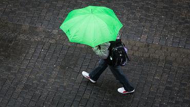 Pogoda na piątek: będzie deszczowo