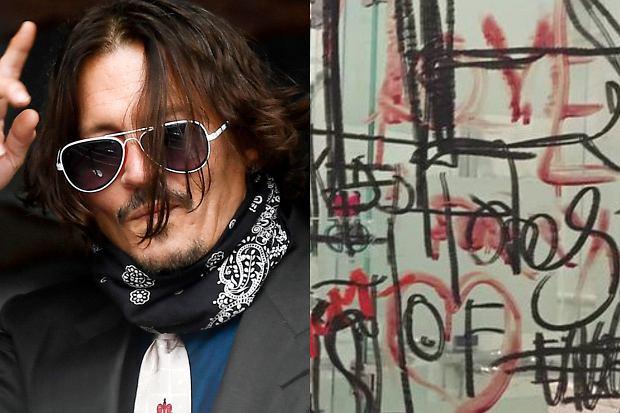 Johnny Depp i Amber Heard nadal walczą na sali sądowej. Na jaw wychodzą więc szokujące zeznania. Tym razem światło dzienne ujrzały przerażające dowody. Mowa o zdjęciach lustra pomazanego krwią aktora.